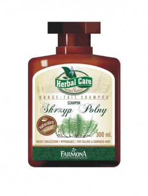 Herbal Care Field Horsetail Shampoo