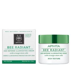 BEE RADIANT  Age Defense Illuminating Cream - Rich Texture