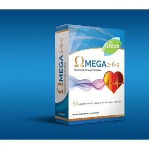OMEGA 3-6-9 1000 mg 30 soft gels